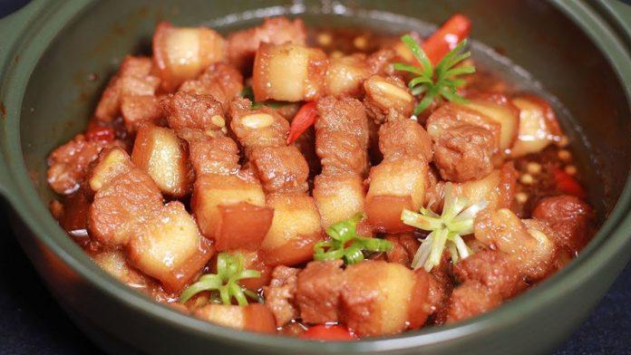 Cách Làm Thịt Kho Tiêu Thơm Ngon, Béo Ngậy đậm đà, đưa Cơm