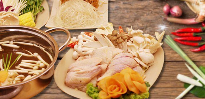 Cách Nấu Lẩu Gà Thơm Ngon, Tròn Vị, Vừa ăn Vừa Xuýt Xoa