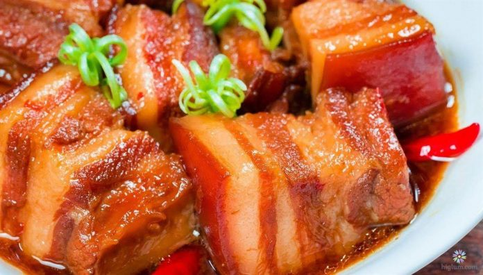 Cách Nấu Thịt Kho Tàu Nước Dừa Ngon đúng điệu đơn Giản Nhất