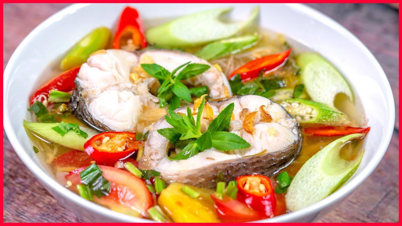 Canh Cá Nấu Chua