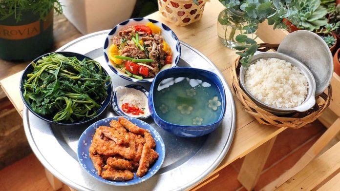 Thực đơn Món ăn Hàng Ngày Ngon Bổ Rẻ Cả Tuần Không Cần Vắt óc Nghĩ