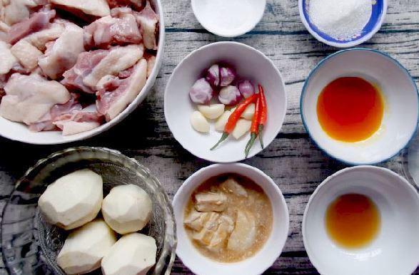 Gia Vị Vịt Nấu Chao
