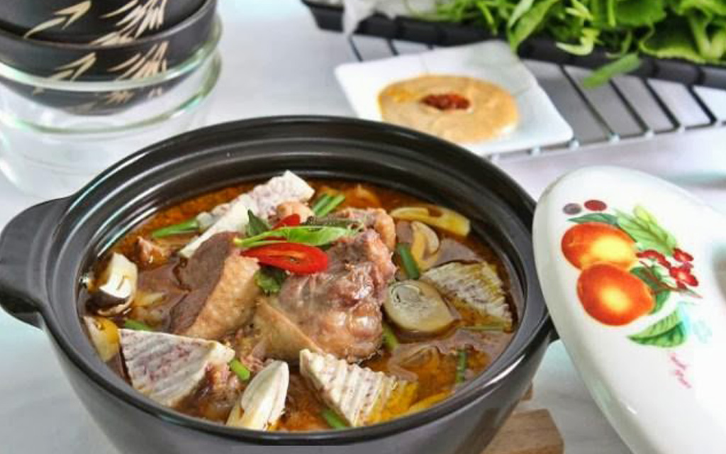 Vịt Nấu Chao Ngon