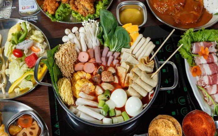 Cách Làm Lẩu Tokbokki Chuẩn Vị Hàn Quốc Ngay Tại Nhà