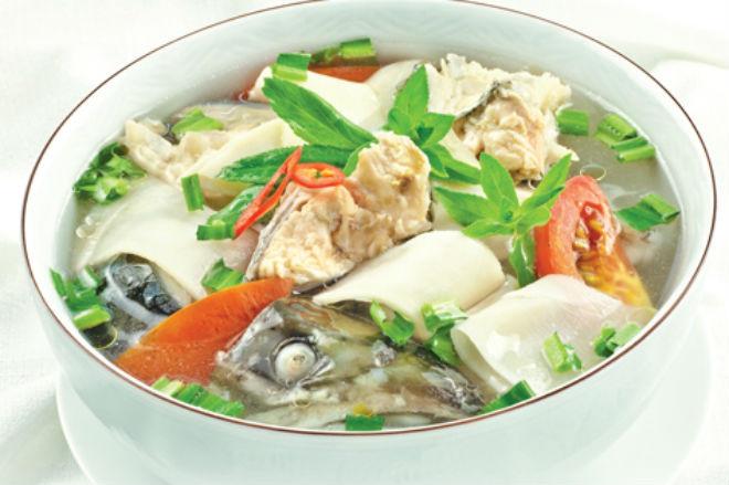 Cách Nấu Canh Chua Cá Hồi Ngon đúng điệu, Không Tanh đơn Giản