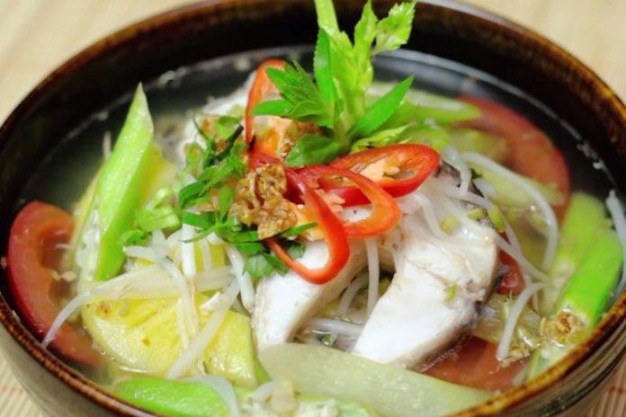 Cách Nấu Canh Chua Cá Lóc Ngon đúng điệu Miền Tây Nam Bộ