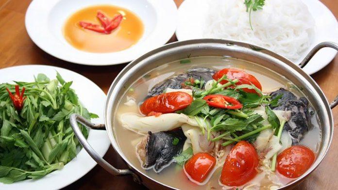 Cách Nấu Lẩu Cá Lăng Măng Chua Thơm Nức, Không Bị Tanh, ăn Cực Mê