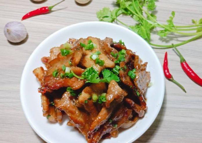 Thịt Rang Cháy Cạnh đậm đà, Không Ngán, Món Ngon Cực Hao Cơm