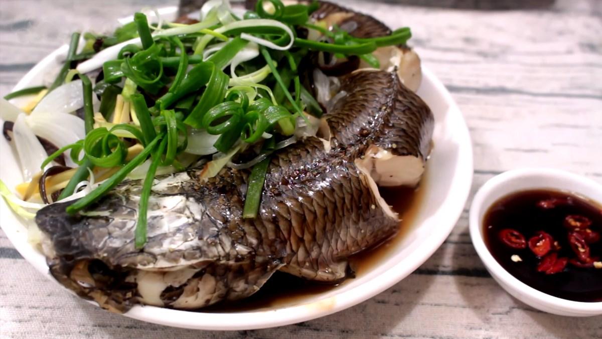 Cá Quả Hấp Bia Ngon