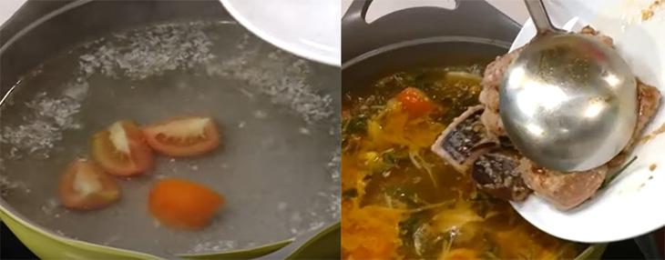 Nấu Cá đuối
