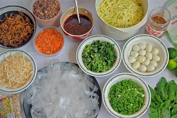 Nguyên Liệu Bánh Tráng Tây Ninh