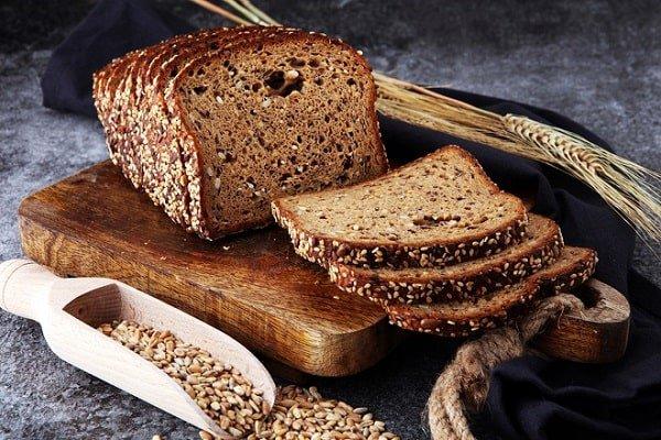 Thành Phẩm Bánh Mì đen