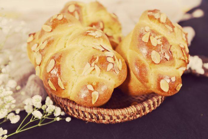 Thành Phẩm Bánh Mì Hoa Cúc