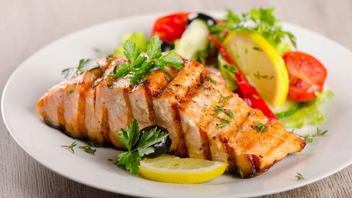 cách làm cá hồi nướng thơm ngon