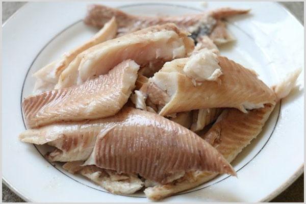 Gỡ Thịt Cá