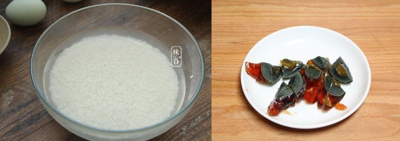 Sơ Chế Gạo Và Trứng