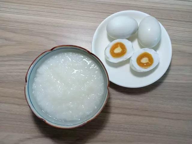 Thành Phấm Cháo Trắng Trứng Muối