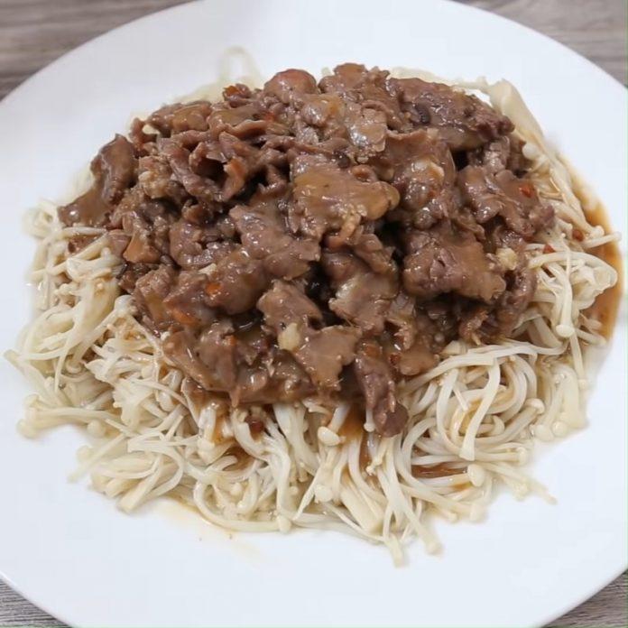 Thịt Bò Xào Nấm Món Ngon Bổ Dưỡng Khó Cưỡng Cho Bữa Cơm Gia đình