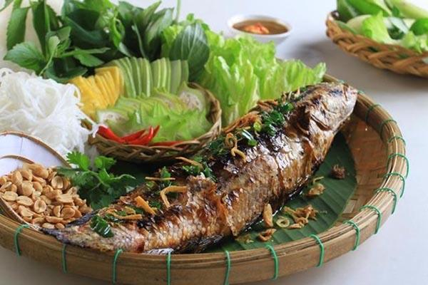 Cá Nướng Trui