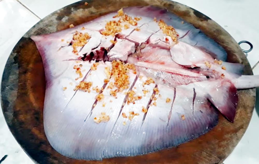 ướp Cá đuối